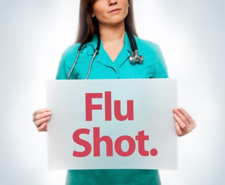 flu shot in pregnancy
