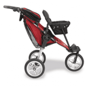 running stroller jump seat recalled