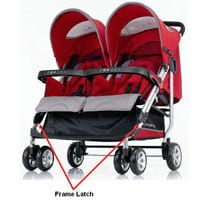 Double Strollers Can Unexpectedly Collapse Healthy Mom