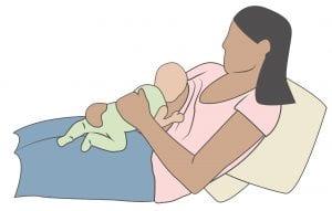 Laid-Back Breastfeeding