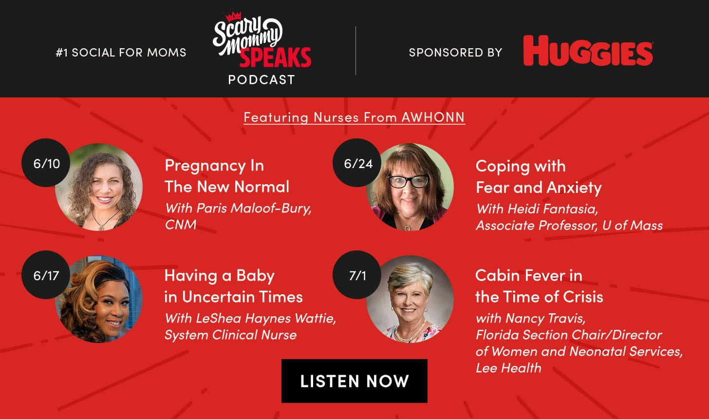 Scary Mommy Podcast